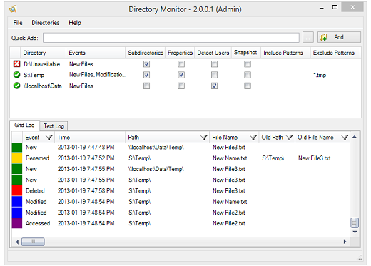 Directory Monitor Pro İndir