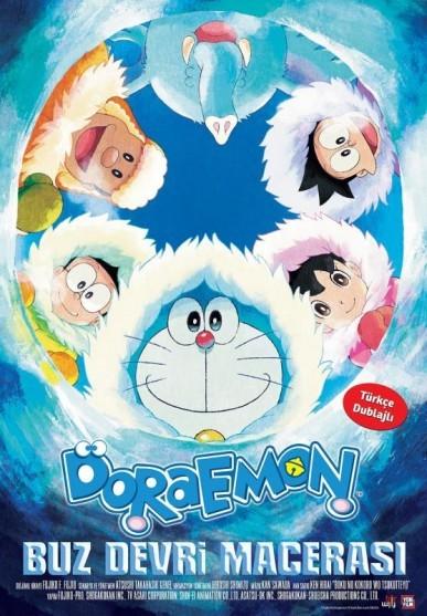 Doraemon: Buz Devri Macerası 2017 BRRip XviD Türkçe Dublaj indir