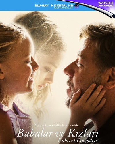 Babalar ve Kızları - Fathers and Daughters 2015 ( BluRay 1080p ) DuaL TR-ENG - Tek Link