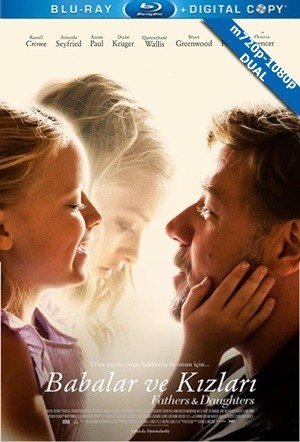 Babalar ve Kızları – Fathers and Daughters 2015 m720p-m1080p Mkv DuaL TR-EN – Tek Link