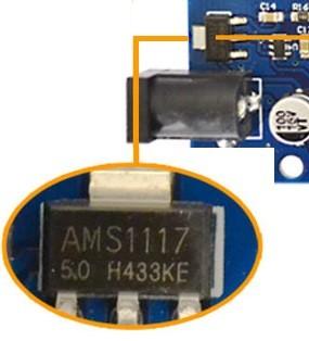 Mega Pro 33V - DEV-10744 - SparkFun Electronics