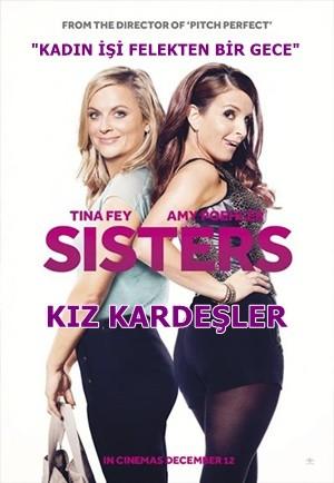 Kız Kardeşler - Sisters | 2015 | BRRip XviD | Türkçe Dublaj - Teklink indir