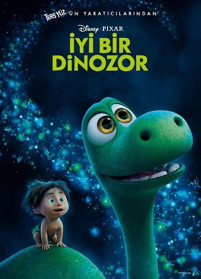 İyi Bir Dinozor – The Good Dinosaur 2015 indir