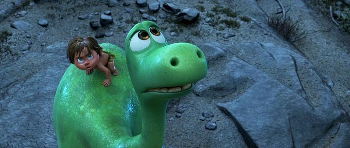 İyi Bir Dinozor - The Good Dinosaur 2015 ( BRRip XviD ) Türkçe Dublaj - Tek Link