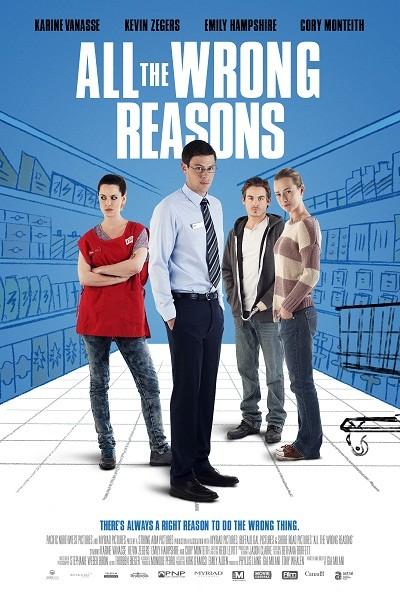 Yanlış Nedenler - All The Wrong Reasons 2013 ( DVDRip XviD ) Türkçe Dublaj Tek Link İndir
