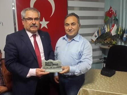 Prof. Dr. Hasan ONAT İslam ve Bilim Konusunda Söyleşi Yaptı