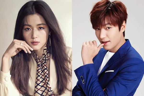 Jun Ji-Hyun ve Lee Min-Ho, Yeni Bir Dizide İlk Kez Birlikte Rol Mü Alacak
