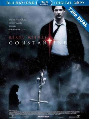 Constantine 2005 BluRay 720p DuaL TR-ENG – Tek Link indir