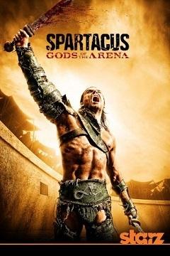 Spartacus: Arenanın İlahları - Spartacus: Gods of the Arena (BRRip XviD) Türkçe Dublaj Tek Link indir