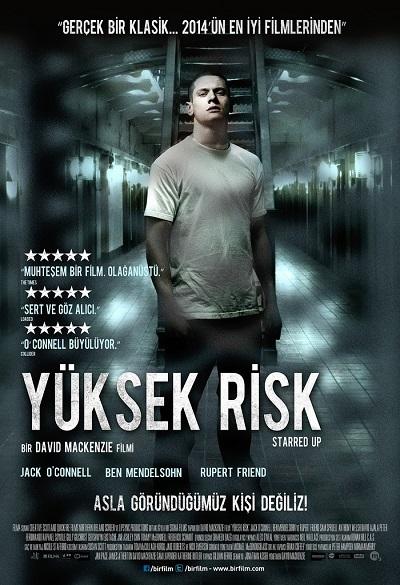 Yüksek Risk - Starred Up 2013 BRRip XviD Türkçe Dublaj İndir