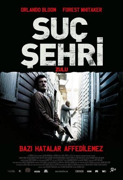 Suç Şehri 2013 (Türkçe Dublaj) BRRip tek link film indir