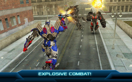 Transformers Age Of Extınctıon Apk