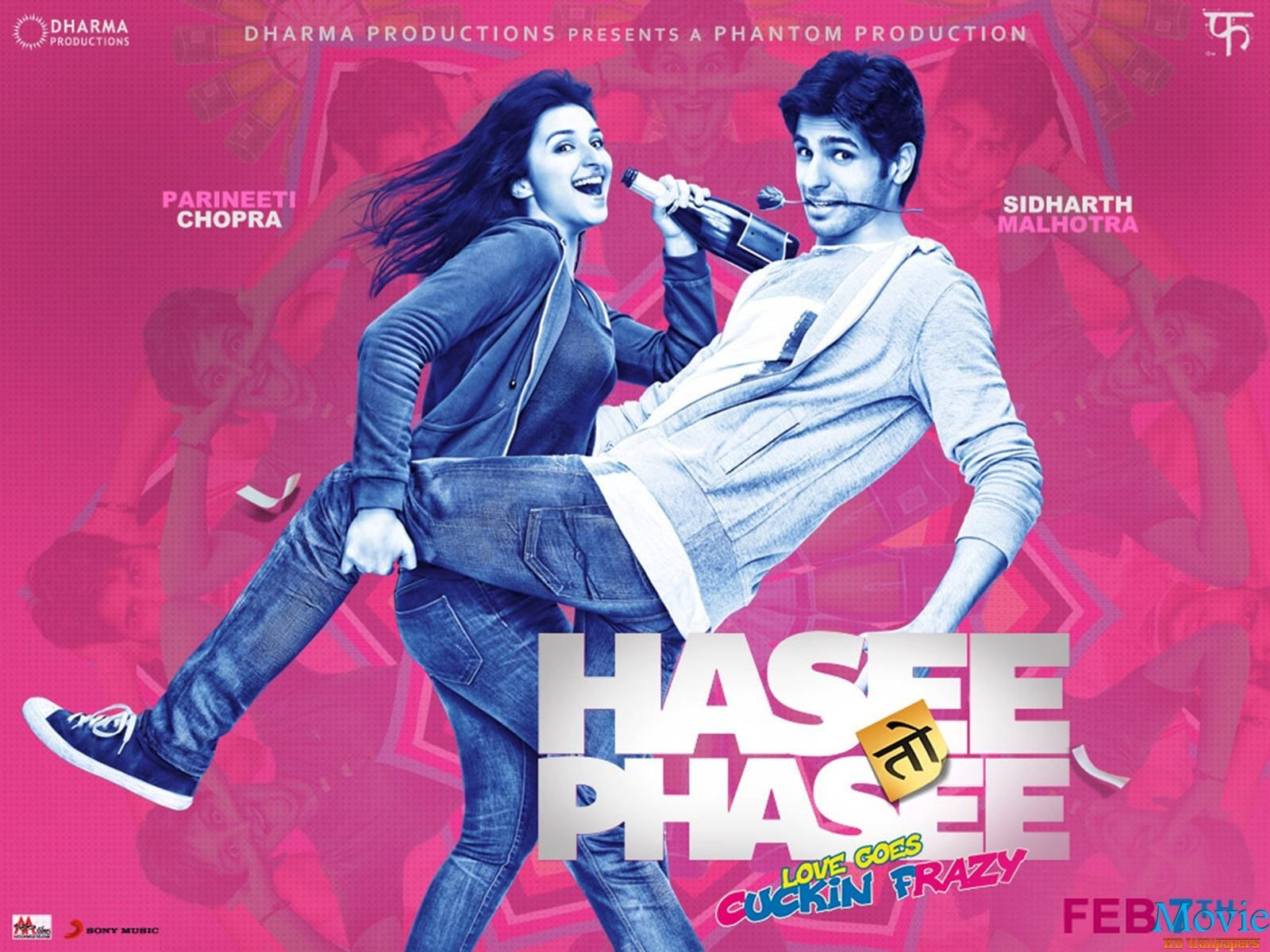 Hasee Toh Phasee /2014 / Hindistan / Online Film �zle