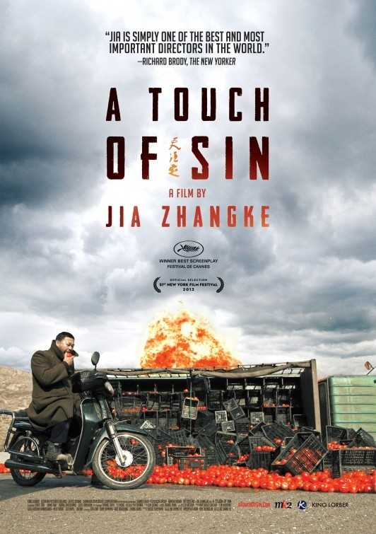Tian Zhu Ding / A Touch of Sin / 2013 / �in / Online Film �zle