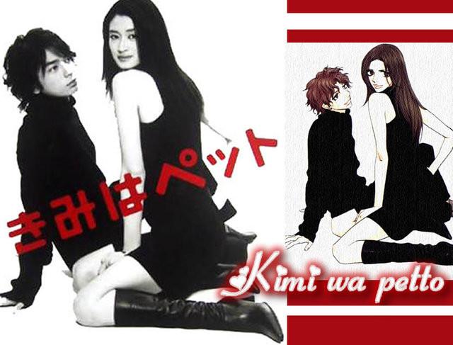 Kimi Wa petto / 2003 / Japonya / Mp4 / Türkçe Altyazılı