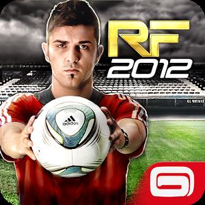 Real Football 2012 v 1.8.0ag Mod Apk