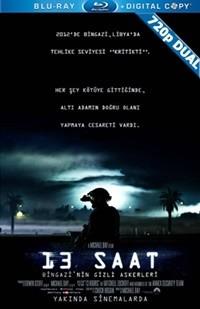 13 Saat: Bingazi'nin Gizli Askerleri – 13 Hours: The Secret Soldiers of Benghazi 2016 BluRay 720p x264 DUAL TR-EN – Tek Link