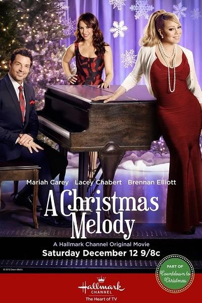 Bir Noel Melodisi- A Christmas Melody 2015 WEBRip x264 (Türkçe Dublaj) indir