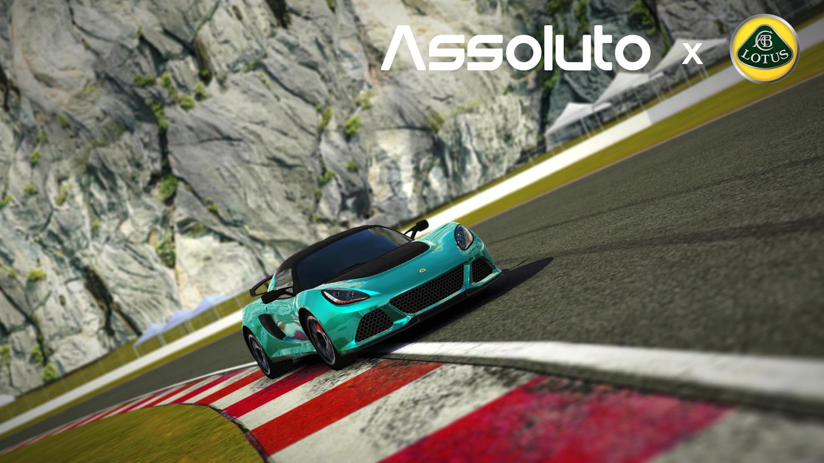 Assoluto Racing Android APK 1.12.2