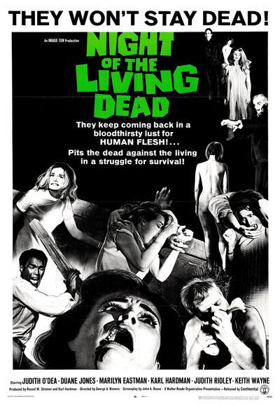 Yaşayan Ölülerin Gecesi - Night of The Living Daed (1968) DUAL TR-ENG DVD 5