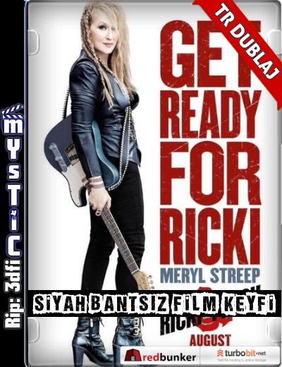 Ricki and the Flash - Sıradışı Anne (2015) (ANAMORPHIC Siyah Bantsız BluRay m1080p) Türkçe Dublajlı film indir