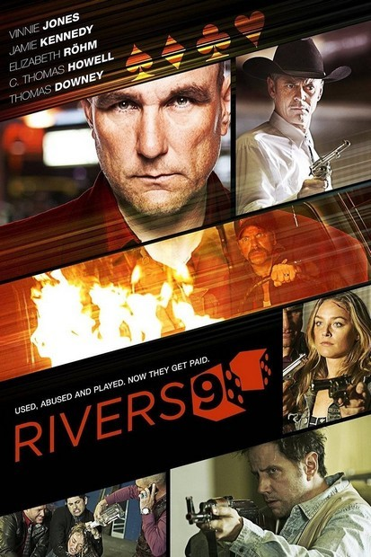 Rivers 9 2015 HDRip XviD Türkçe Dublaj – Tek Link