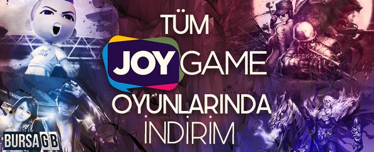 Joygame Joypara'da Inanilmaz Indirimler Basladi !