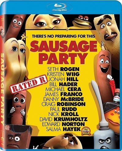 Sausage Party (2016) türkçe dublaj film indir