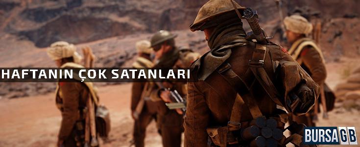 Haftanin En Çok Satan Oyunlari 19 - 26 Eylül