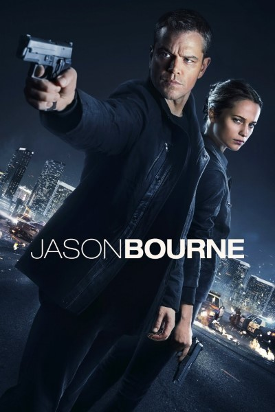 Jason Bourne (2016) türkçe altyazılı film indir