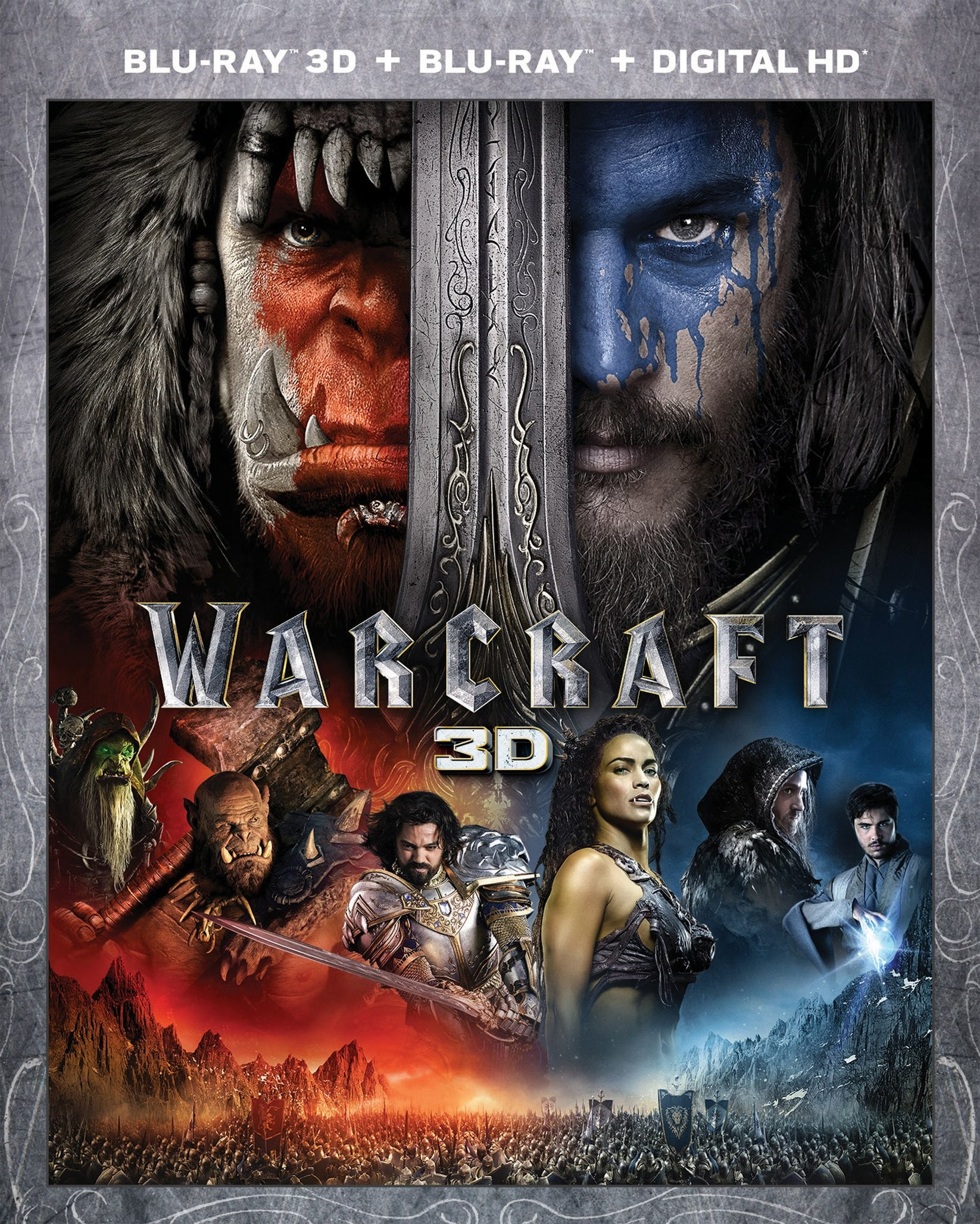 warcraft 3d poster indir