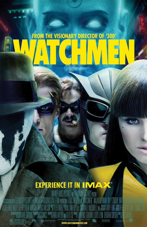 watchman divx indir
