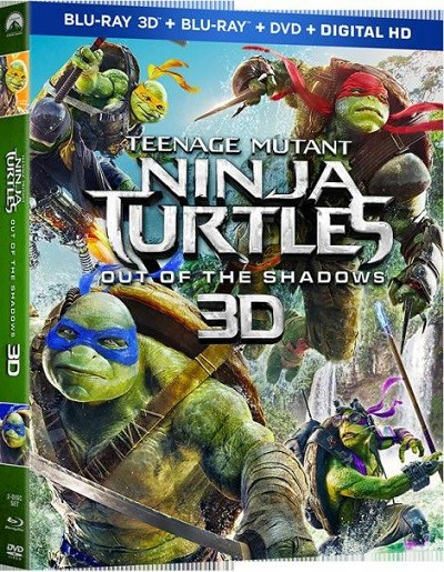 Ninja Kaplumbağalar: Gölgelerin İçinden 2016 1080p BluRay m3D HALF-SBS DUAL TR-ENG – Tek Link