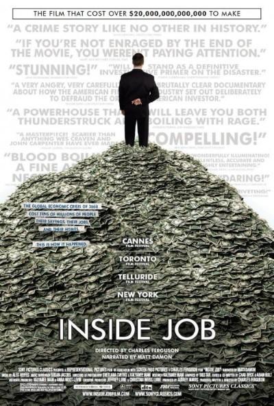 İç İşler - Inside Job (2010) türkçe dublaj film indir