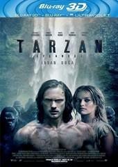 Tarzan Efsanesi (2016) 3D Film indir
