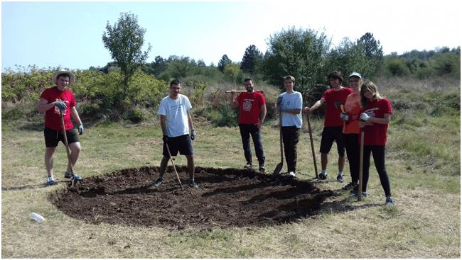 Zayeçar Gönüllük Projesi