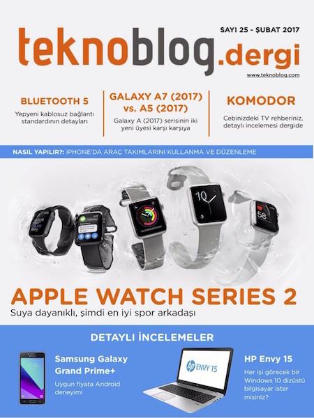 Teknoblog Dergi Şubat 2017