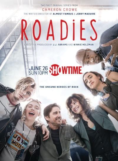 Roadies (2016) Yabancı Dizi 1. Sezon türkçe dublaj indir