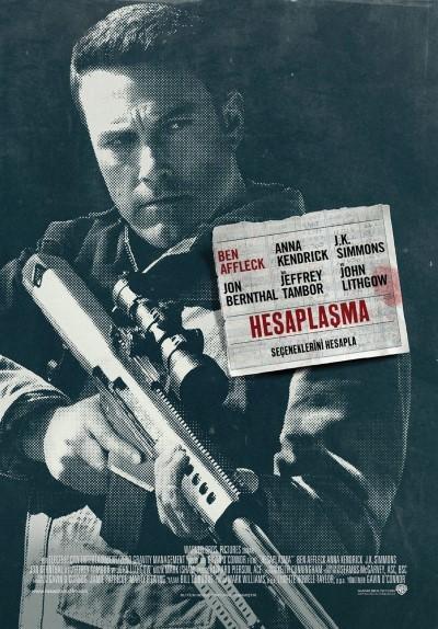 Hesaplaşma - The Accountant (2016) türkçe dublaj full film indir