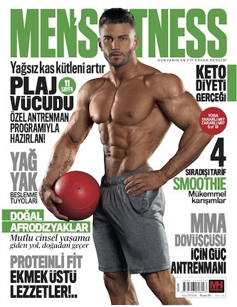 Men's Fitness Nisan 2019