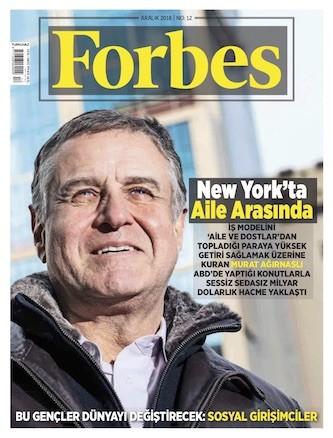 Forbes Aralık 2018