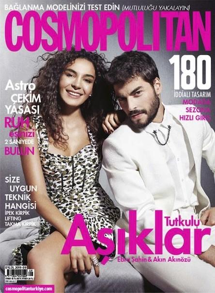 Cosmopolitan Eylül 2019