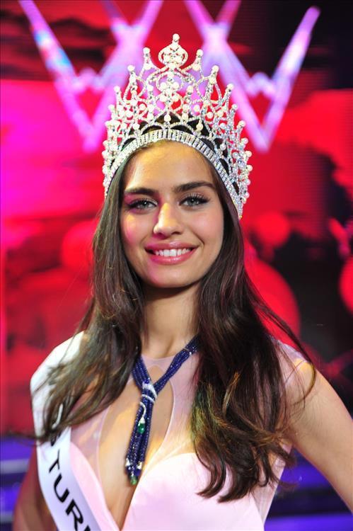 aq8l47 - Amine Gülşe {Miss Turkey 2014 Birincisi}
