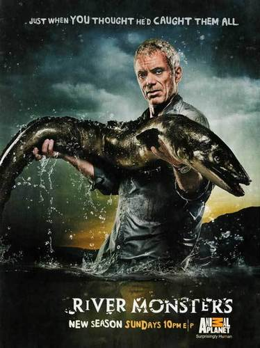Nehir Canavarları | River Monsters | 2009 | 720p |Belgesel | Türkçe Dublaj | Yandex Disk İndir