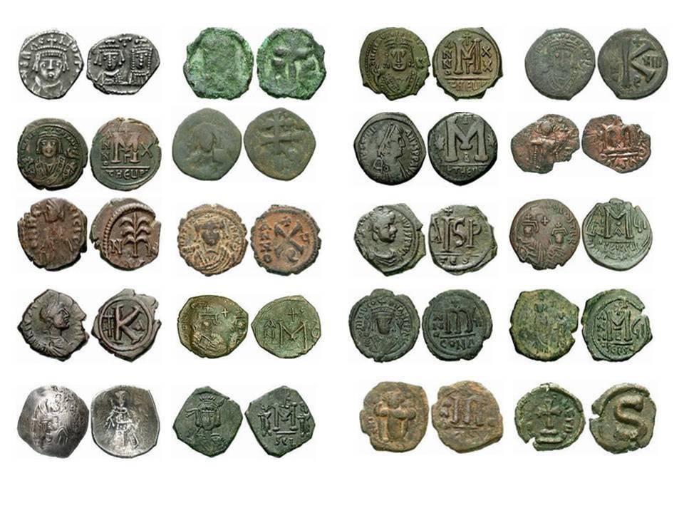 Değerli antik roma greek bizans