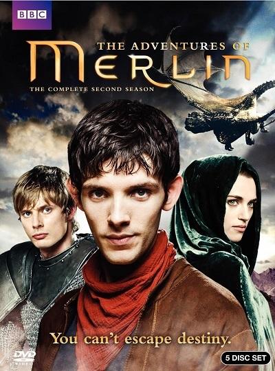 Merlin 2.Sezon Tüm Bölümler ( DVDRip XviD ) Türkçe Dublaj Tek Link İndir