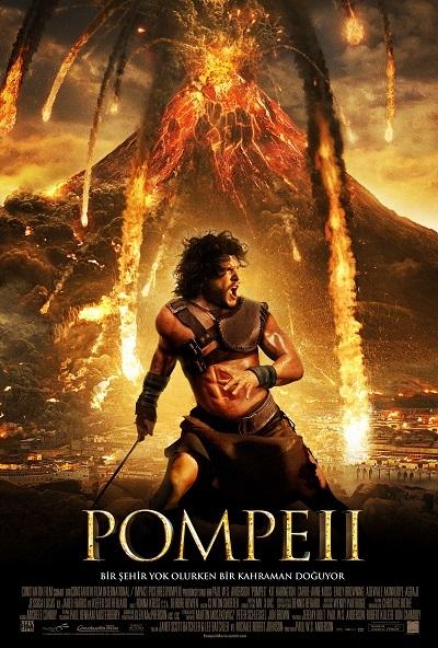 Pompeii 2014 ( BDRip 576p ) DuaL TR-ENG Tek Link İndir