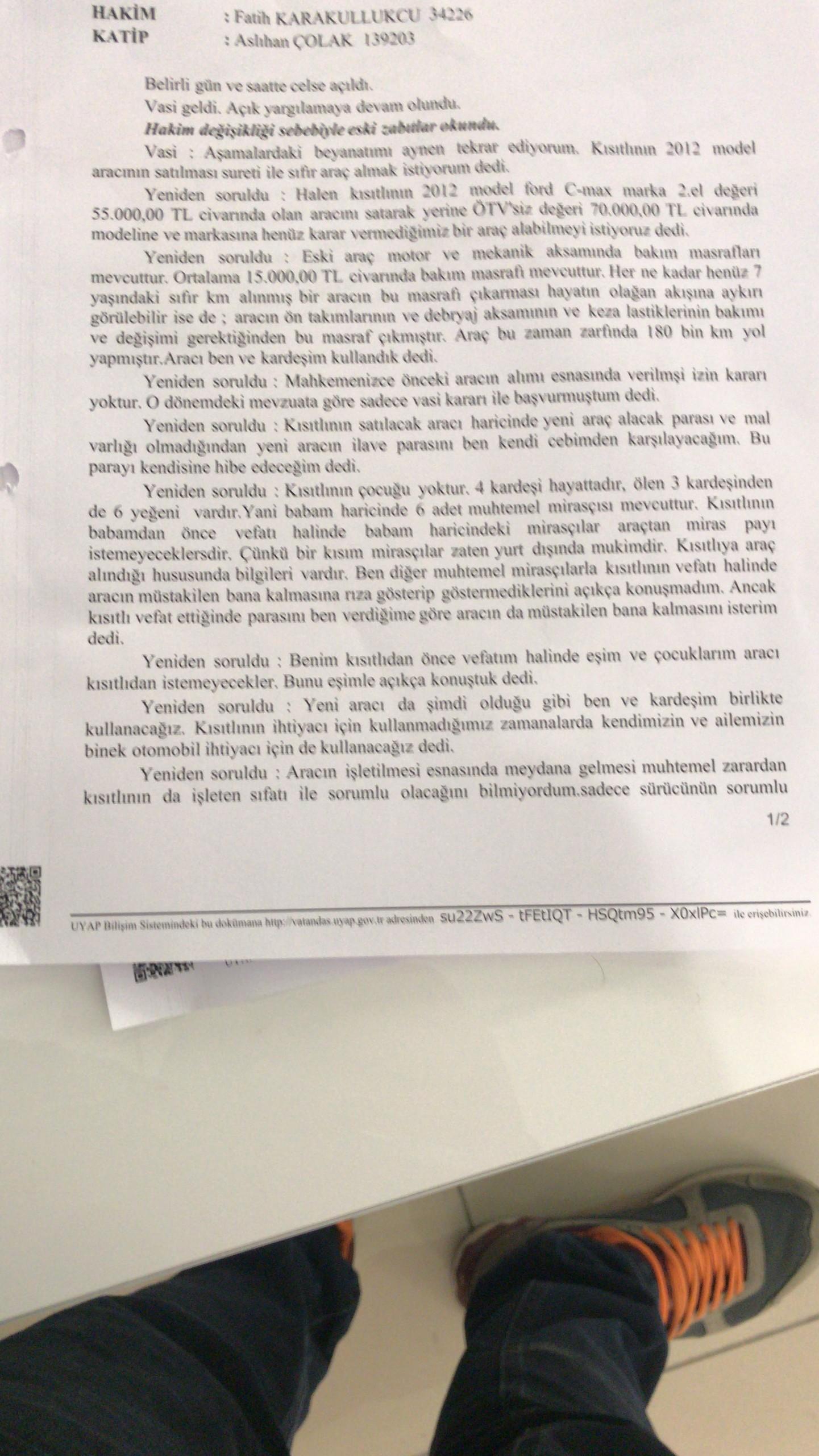 az1jlO - Vasi tayini ile araç alım süreci hakkında tüm bilgiler | Mart 2017