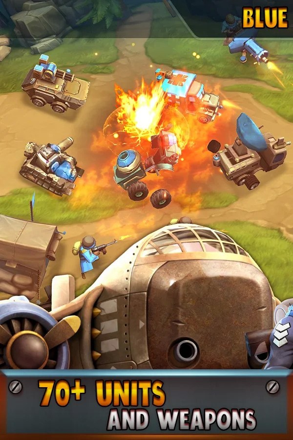 Battle Boom Android Oyun