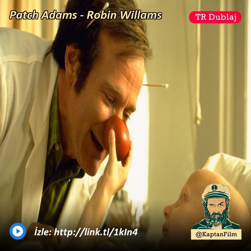 Patch Adams - Kaptan Film